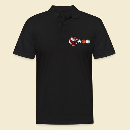 Radball | Cycle Ball RedMan - Männer Poloshirt