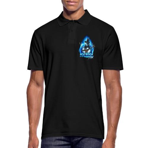 Snowman Evil - Männer Poloshirt