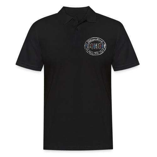 Ahrenshoop weiss - Männer Poloshirt