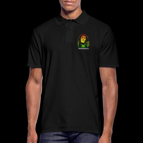 King of Reggae - Männer Poloshirt