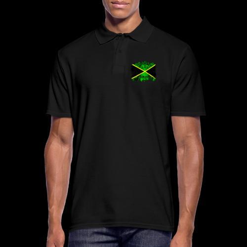 LION BOB JAMAICA - Männer Poloshirt
