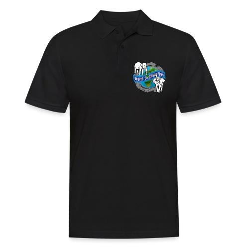 World Elephant Day 2020 - Männer Poloshirt