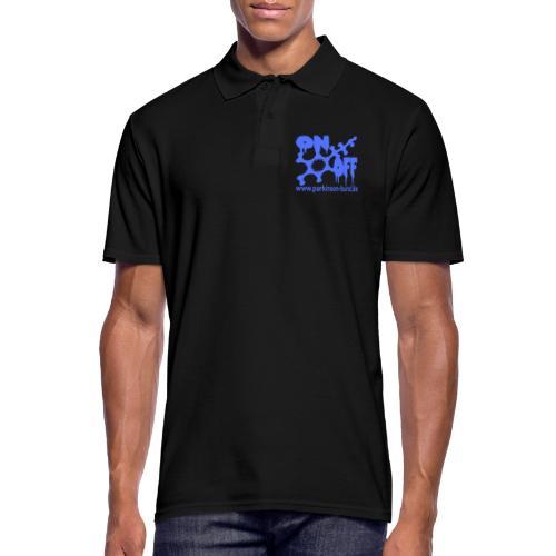 On_Off - Männer Poloshirt