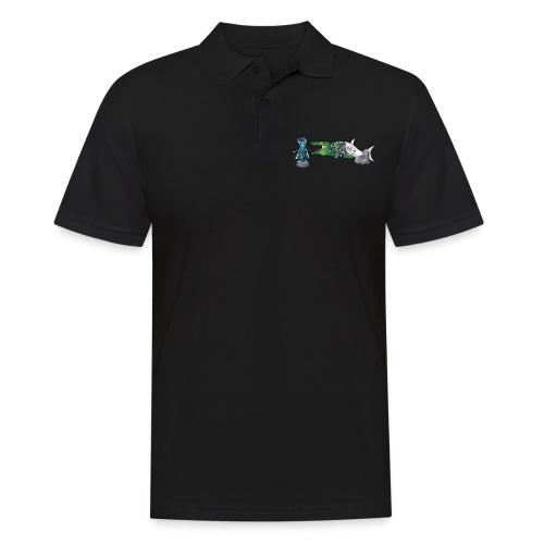 Energiewesen Pistrili - Männer Poloshirt