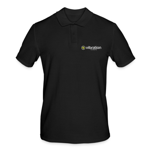 Vibration Events Logo complet - Polo Homme