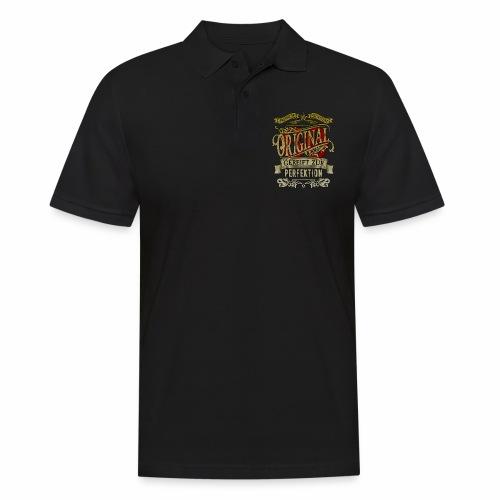 Original60 Premium Qualität Gereift zur Perfektion - Männer Poloshirt
