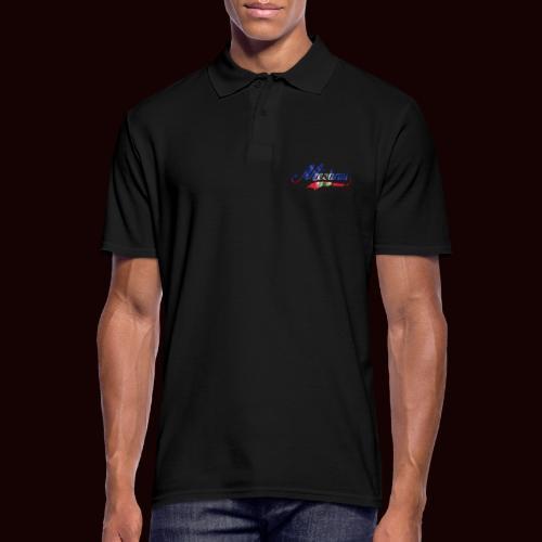 méchant drapeau haïtien - Polo Homme