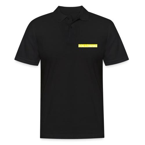 Followme Yellow - Polo hombre