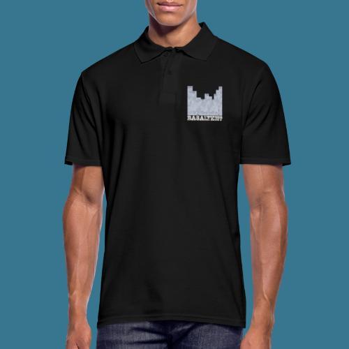 Basaltkopp - Männer Poloshirt