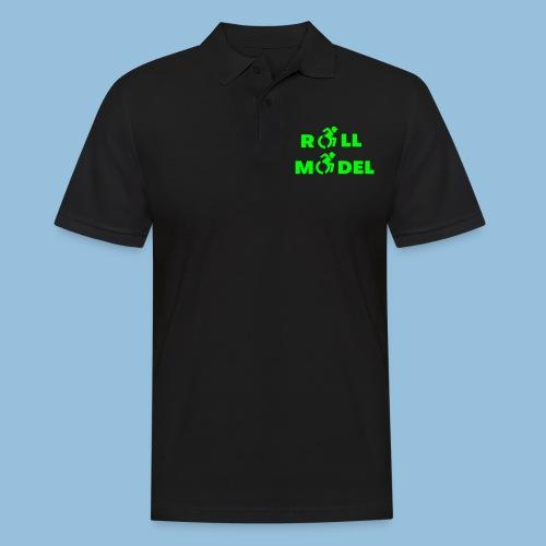 RollModel5 - Mannen poloshirt
