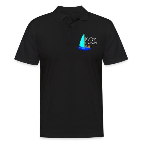 Katamaran - Männer Poloshirt