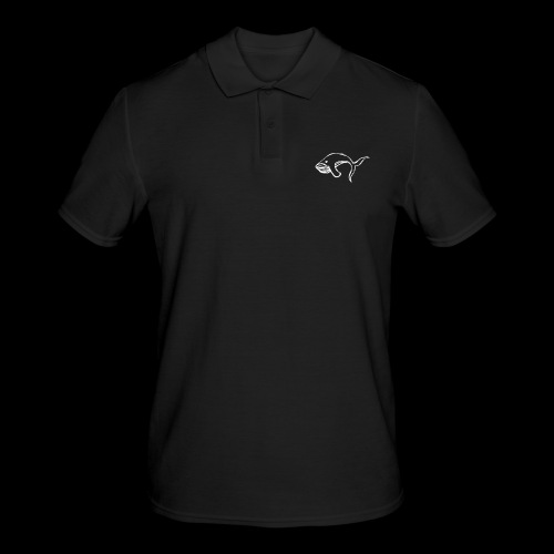 Whale - Männer Poloshirt