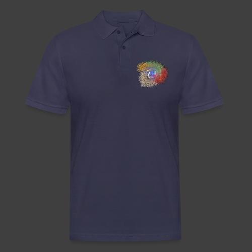 Brainwashing 3D - Men's Polo Shirt