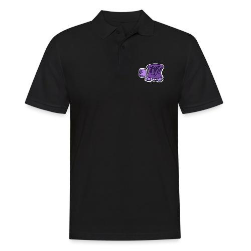 Tag turtle / Schildkröte Logo - Männer Poloshirt
