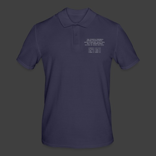 The Financial - Men's Polo Shirt