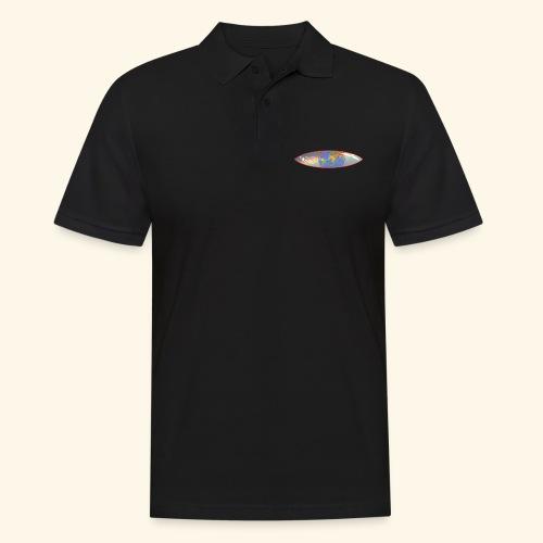 Heal the World - Männer Poloshirt