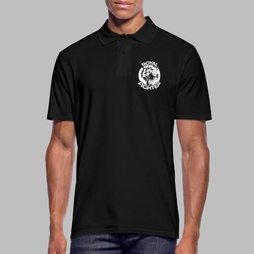 Royal Fighter - Männer Poloshirt