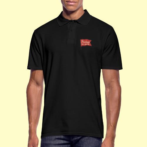 Lindy Hop Swing Tanz Geschenk T-Shirt - Männer Poloshirt