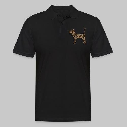 Hunde Kollage - Männer Poloshirt