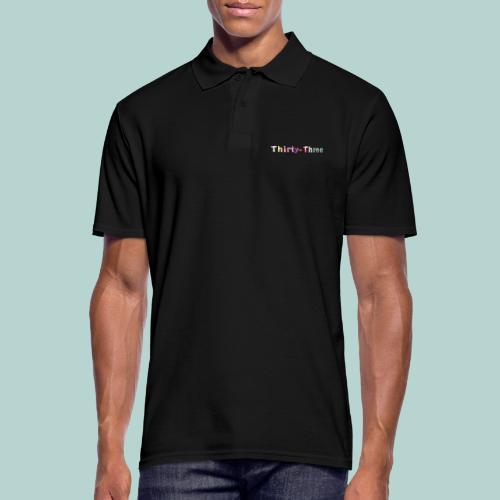 Thirty three - Koszulka polo męska