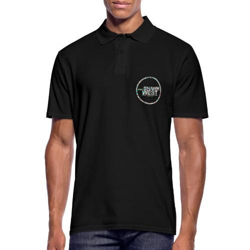 SHAWN WEST MILKSHAKE - Männer Poloshirt