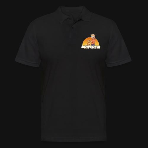 Rippelz - #RIPCrew - Männer Poloshirt