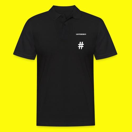 #LesteBeben - Männer Poloshirt