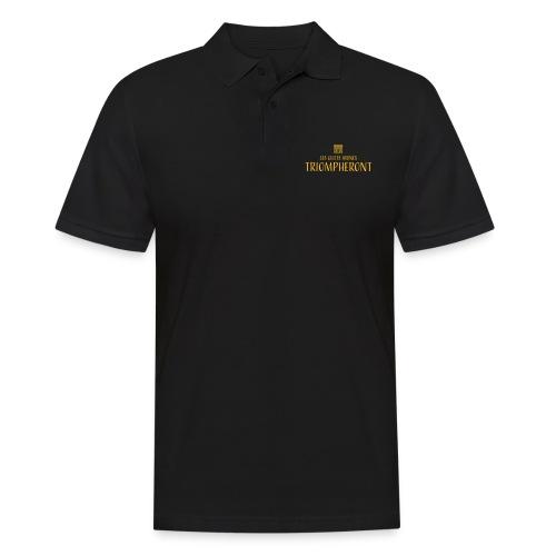Les gilets jaunes triompheront, t-shirt manif - Polo Homme
