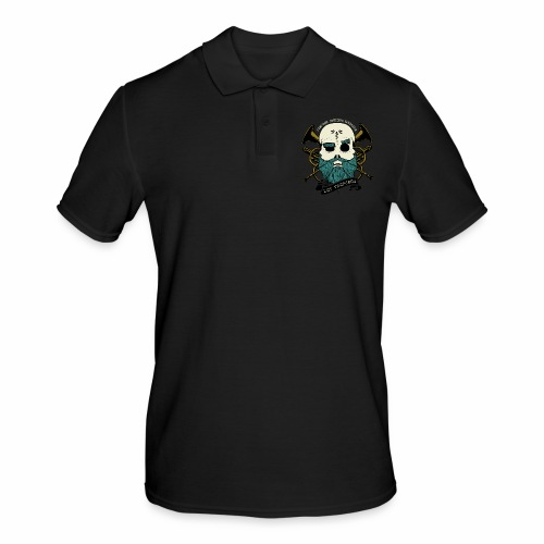 Los Teoporos Logo Pirate - Polo Homme