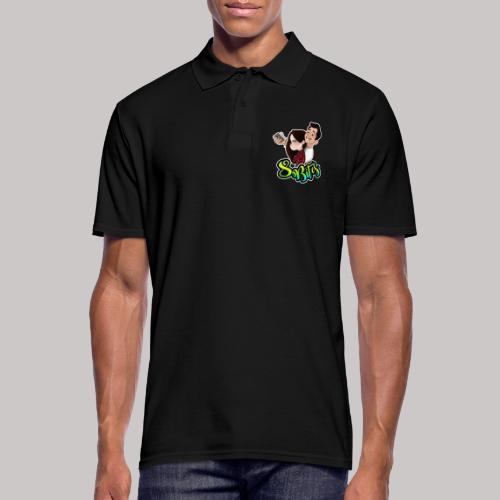 Ana Gus 8Bites - Men's Polo Shirt