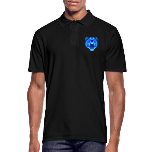 Polygon Bär - Männer Poloshirt