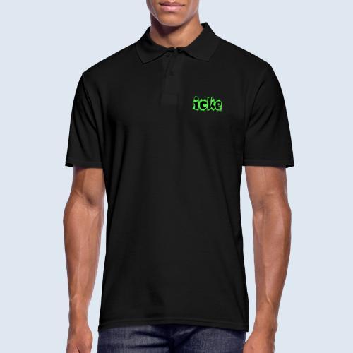 icke Berlin PopArt ickeshop BachBilder - Männer Poloshirt