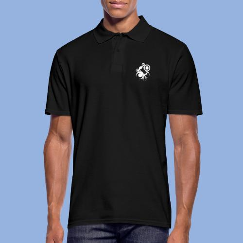 Should I stay or should I go Blanc - Polo Homme