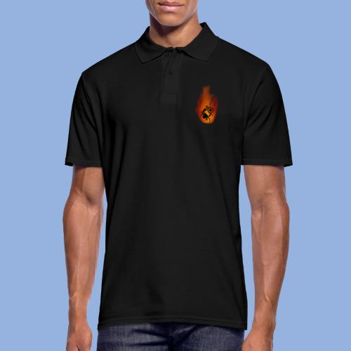 Should I stay or should I go Fire - Polo Homme