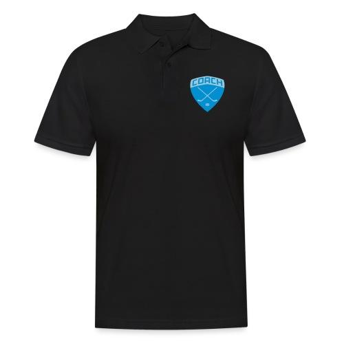 Ice Hockey Coach - Men's Polo Shirt