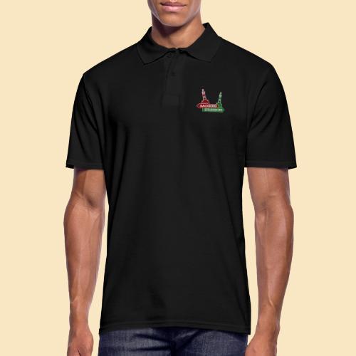 Backbord Steuerbord - Männer Poloshirt