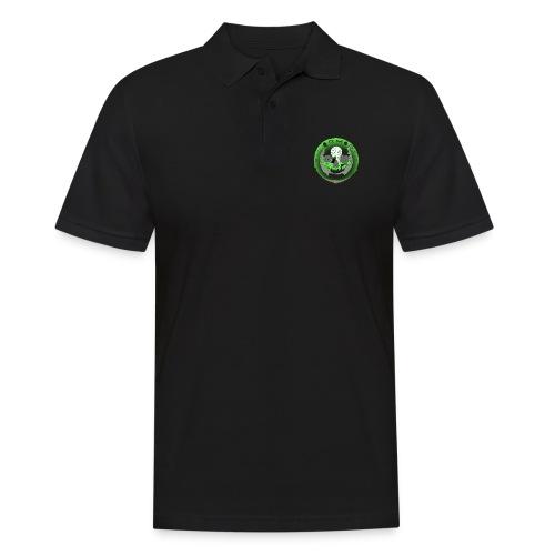 Rigormortiz Metallic Green Design - Men's Polo Shirt