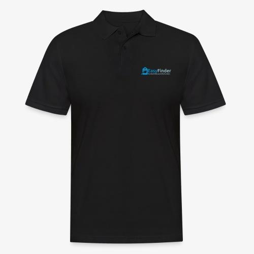 EasyFinder - Männer Poloshirt