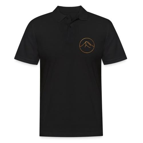 Joel Goldenberger Logo - Männer Poloshirt