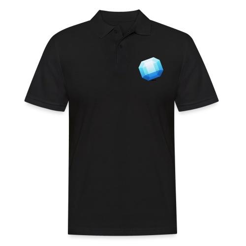 Saphir - Männer Poloshirt