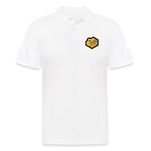 Gold Logo - Men's Polo Shirt