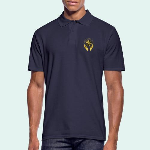 100% HAND-CUT - Men's Polo Shirt