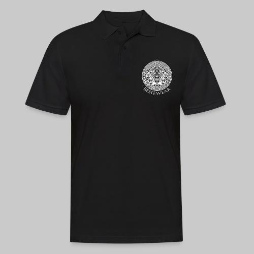 #Bestewear Lion - Männer Poloshirt