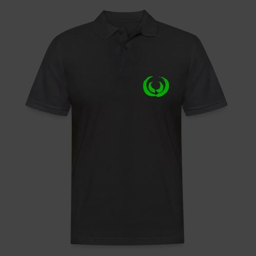 Marker Gewaff Grün - Männer Poloshirt