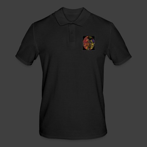 Who will arrive first - Men's Polo Shirt