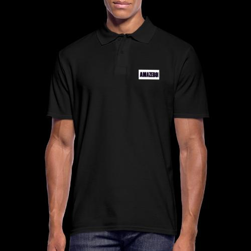 AmazeBoi - Men's Polo Shirt