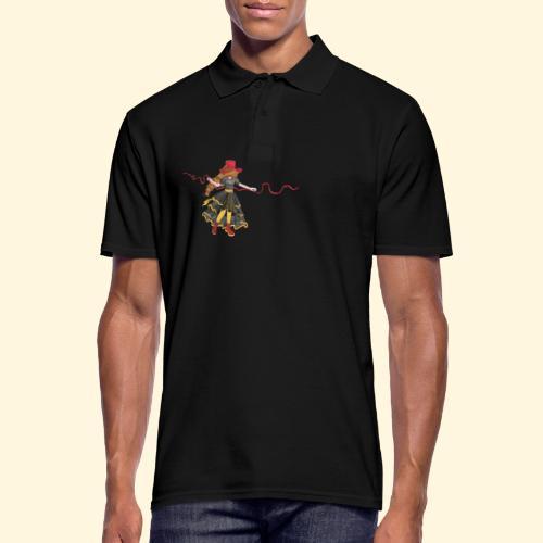 Ladybird - La célèbre uchronaute - Polo Homme