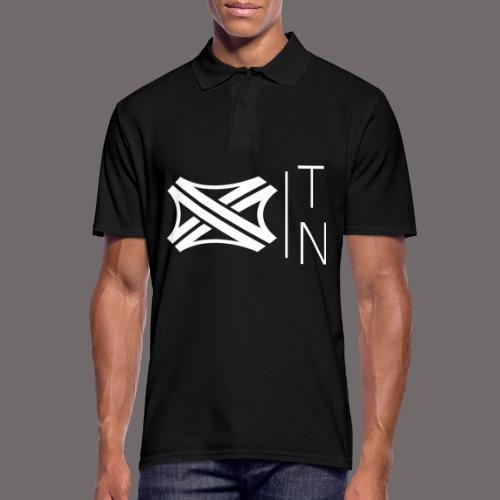 Tregion logo Small - Men's Polo Shirt