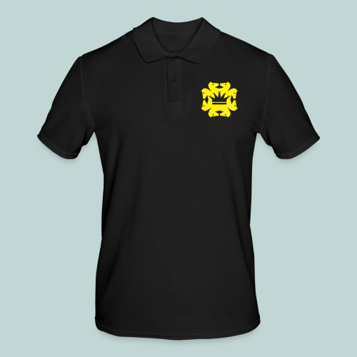 acht Springer - Männer Poloshirt