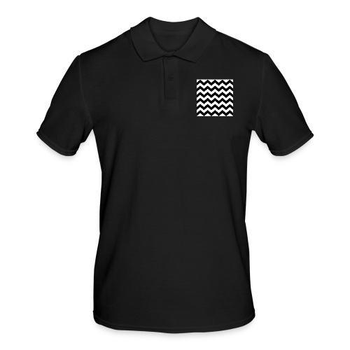 zigzag png - Polo Homme